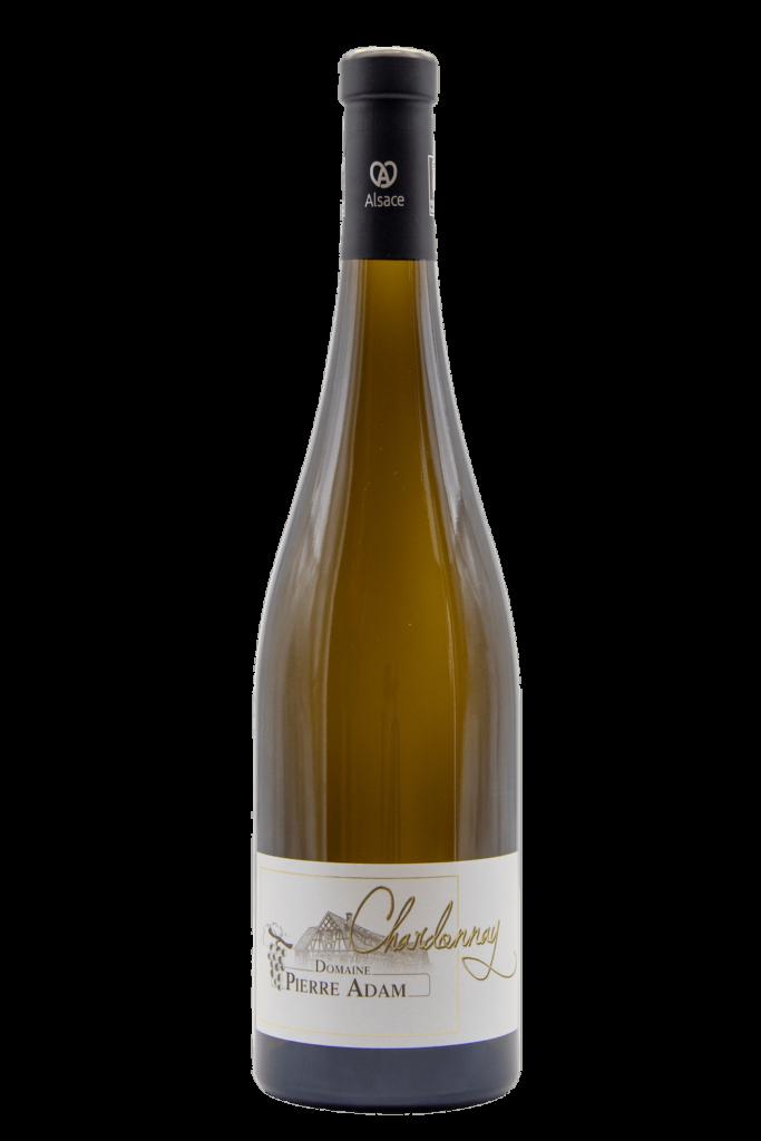 Bouteille de Chardonnay 75 cL