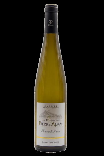 Muscat d'Alsace Cuvée Prestige 2019