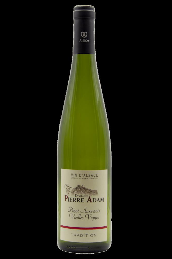 Bouteille de Pinot Auxerrois 75 cL