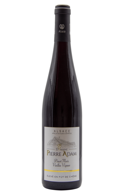 """Pinot Noir """"Vieilles Vignes"""" Élevé en Barrique de Chêne 2018"""