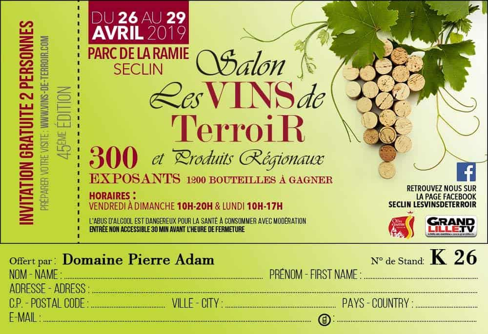 Wine fair in Seclin 2019