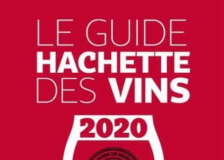 New distinctions in the Hachette Guide 2020