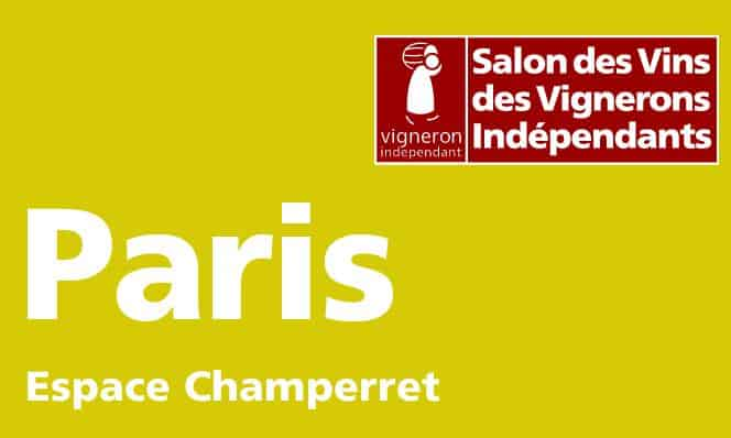 Paris Champerret Vignerons Independants 2020